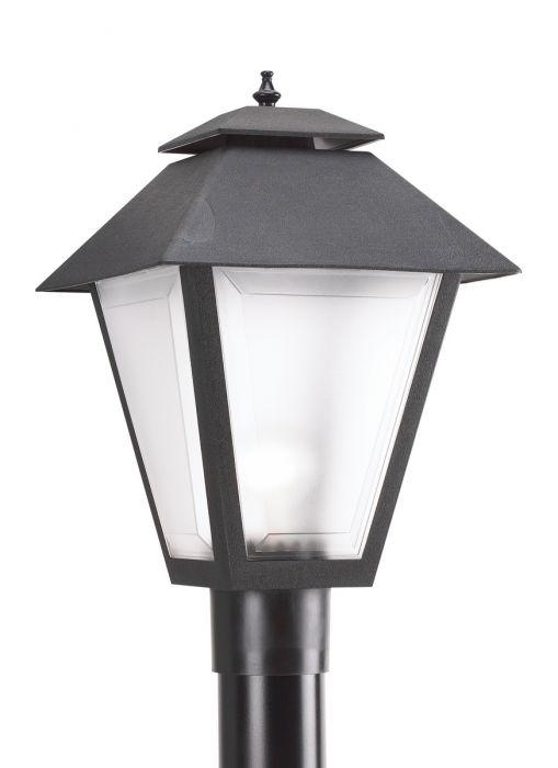 Sea Gull Lighting Outdoor Post Lanterns 1 Light Outdoor Post Lantern With Outdoor Post Lanterns (#12 of 15)