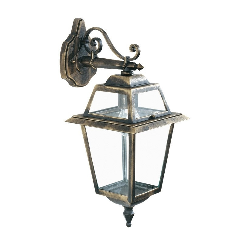 Searchlight New Orleans Outdoor Hanging Lantern Wall Light Pertaining To Victorian Outdoor Lanterns (View 8 of 15)