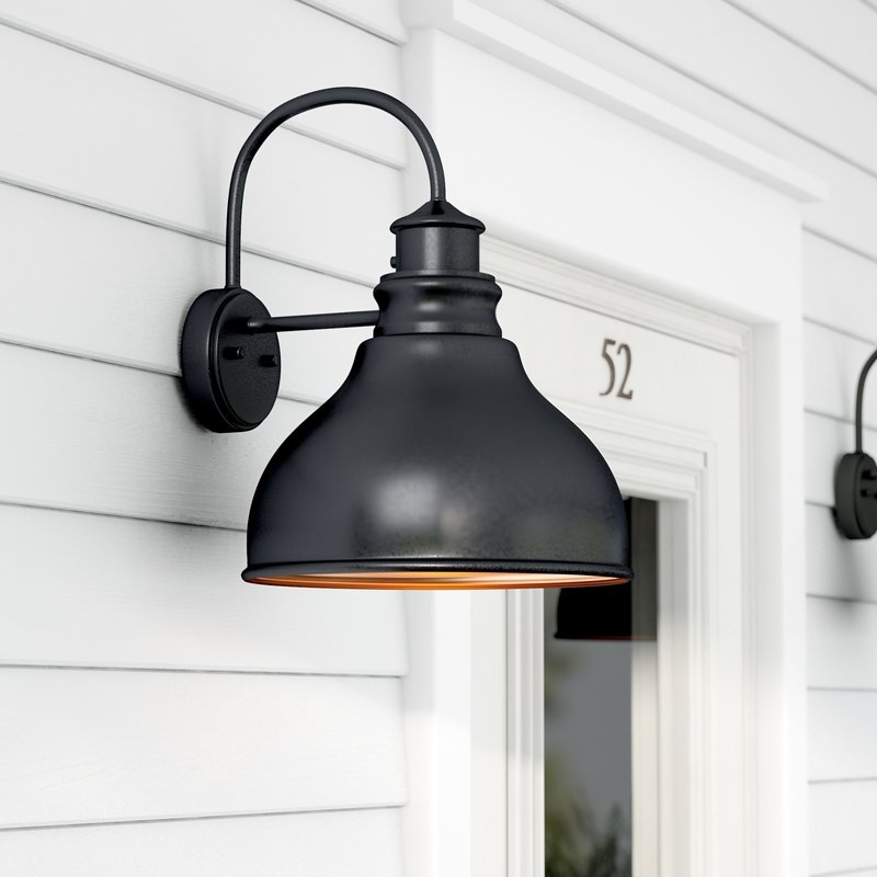Small Outdoor Wall Lights — Indoor Outdoor Ideas : Great Intended For Outdoor Wall Lanterns (View 13 of 15)