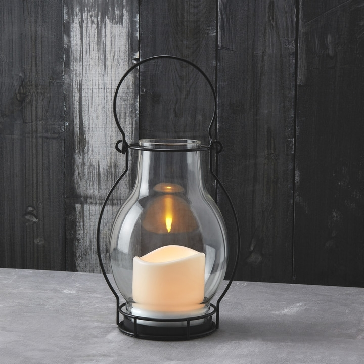 Solar Lanterns | Outdoor Lighting | Lights Inside Outdoor Tea Light Lanterns (#14 of 15)