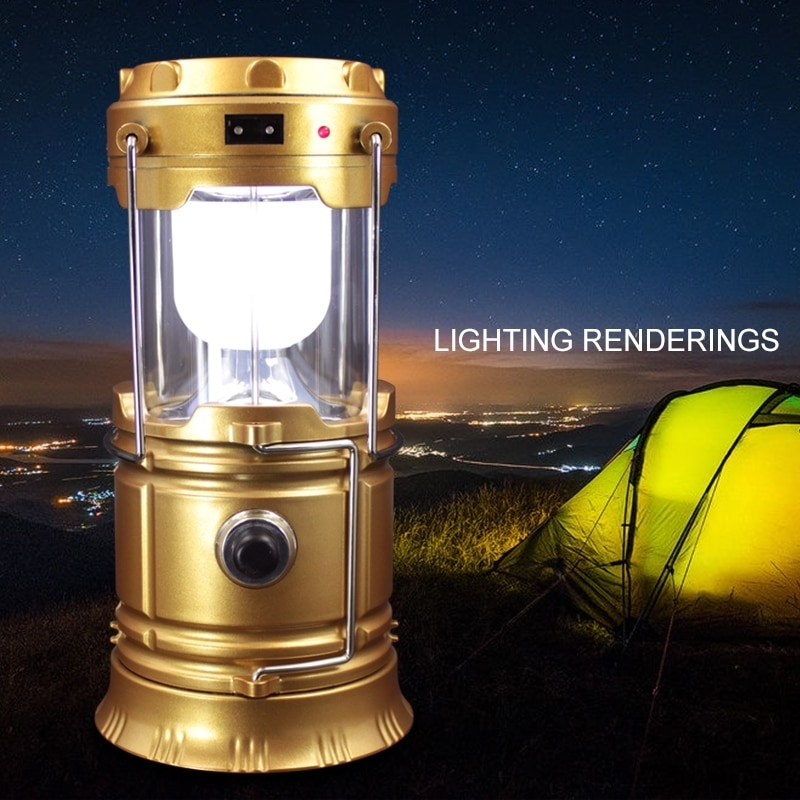 Solar Led Light Outdoor Lighting Led Lamp Rechargeable Camping Intended For Outdoor Lanterns With Led Lights (View 13 of 15)