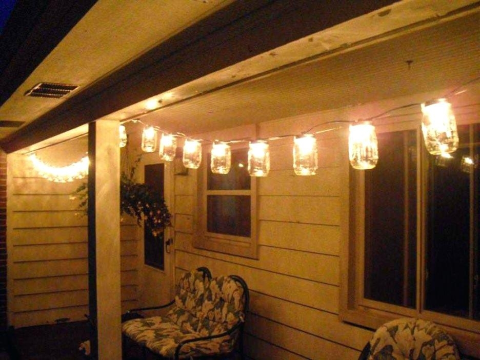 Solar Patio Lights Backyard Solar Lights Black Solar Lights Outdoor Pertaining To Outdoor Lanterns At Amazon (View 10 of 15)