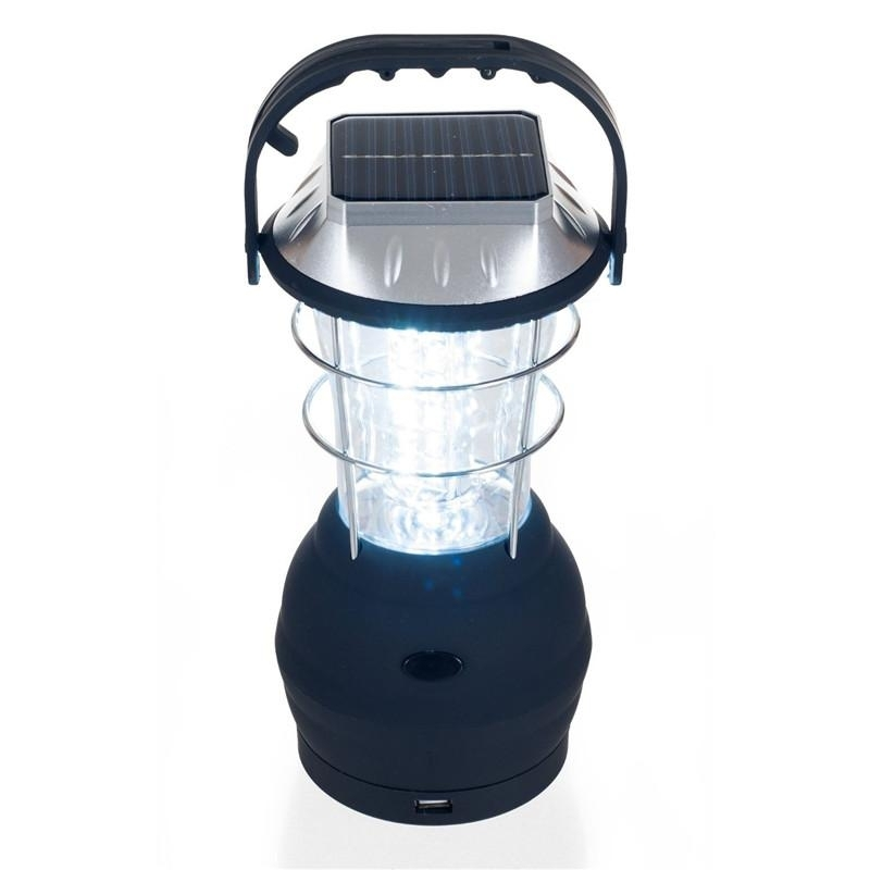 Solar Portable Lanterns Solar Camping Lantern 36 Led Camping Light With Outdoor Rechargeable Lanterns (View 5 of 15)