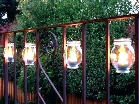 Solar Post Lights Amazon Solar Outdoor Lantern Solar Outdoor For Outdoor Lanterns At Amazon (View 4 of 15)