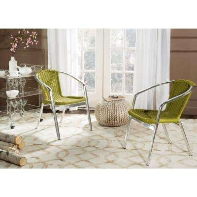 Stackable – Outdoor Dining Chairs – Patio Chairs – The Home Depot With Regard To Outdoor Teak Lanterns (View 12 of 15)