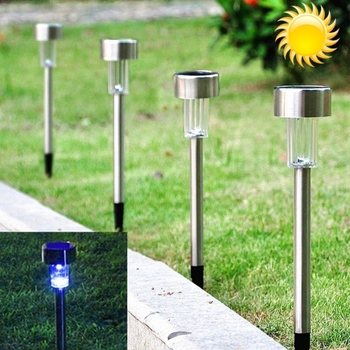 Sunsky – Solar Energy Outdoor Lawn Lamp Regarding Outdoor Lawn Lanterns (View 11 of 15)