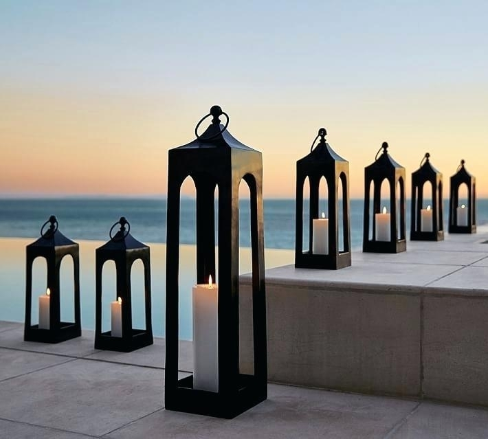Inspiration about Tall Outdoor Lanterns Tall Outdoor Solar Lanterns – Fashiontouch.club Throughout Tall Outdoor Lanterns (#4 of 15)