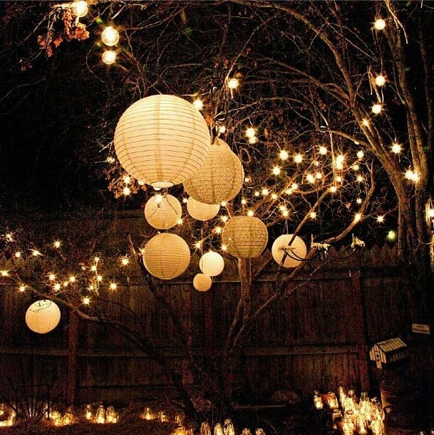Inspiration about The Backyard Trends You're Missing Out On This Summer | Spaces Pertaining To Outdoor Yard Lanterns (#10 of 15)