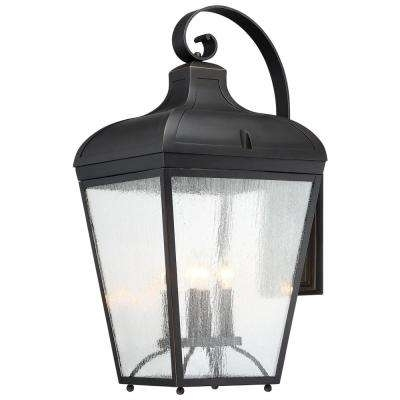 Inspiration about The Great Outdoors – Outdoor Wall Mounted Lighting – Outdoor Throughout Home Depot Outdoor Lanterns (#4 of 15)