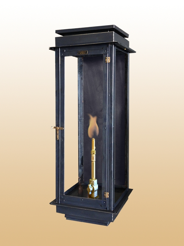 Inspiration about The Manhattan Flush Mount Lantern | Copper Gas & Electric Lanterns Regarding Copper Outdoor Electric Lanterns (#14 of 15)