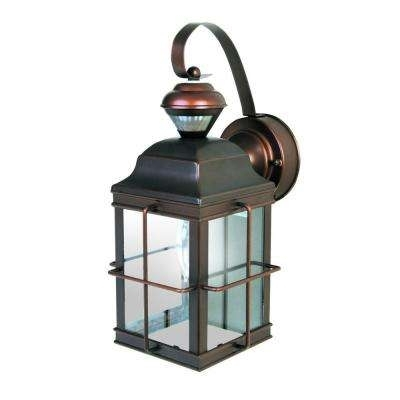 Inspiration about Timer – Bronze – Outdoor Lanterns – Outdoor Wall Mounted Lighting Within Antique Outdoor Lanterns (#12 of 15)