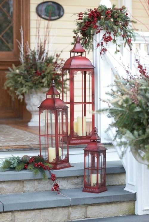 Top Outdoor Christmas Decorations – Christmas Celebration – All Inside Outdoor Xmas Lanterns (View 9 of 15)