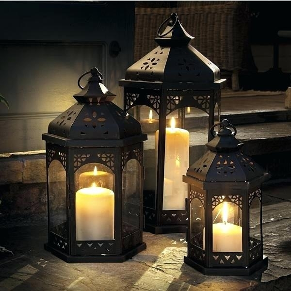 Inspiration about Top Rated Moroccan Outdoor Lanterns Decor Outdoor Candle Lanterns Regarding Moroccan Outdoor Lanterns (#7 of 15)