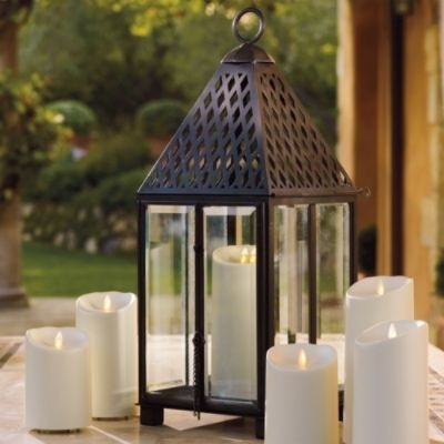 Inspiration about Trident Outdoor Lantern Our Large Outdoor Trident Lantern Delivers For Quality Outdoor Lanterns (#11 of 15)