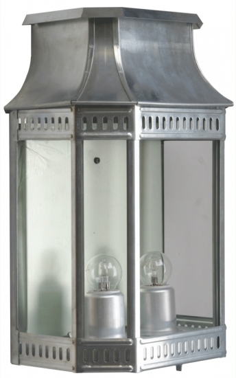Unique Wall Lantern Louis Philippe 2 Collection Zinc – Terra Lumi For Zinc Outdoor Lanterns (#8 of 15)