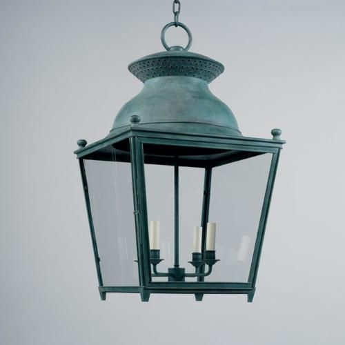Inspiration about Vaughan Designs | Verdigris Outdoor Lantern | Lighting | Pinterest With Vaughan Outdoor Lanterns (#3 of 15)