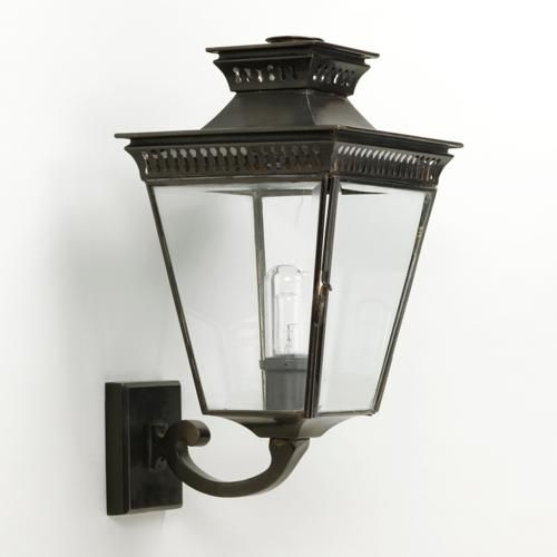 Inspiration about Vaughan Lighting: Mortlake Porch Lantern On Bracket | Nashville In Vaughan Outdoor Lanterns (#9 of 15)