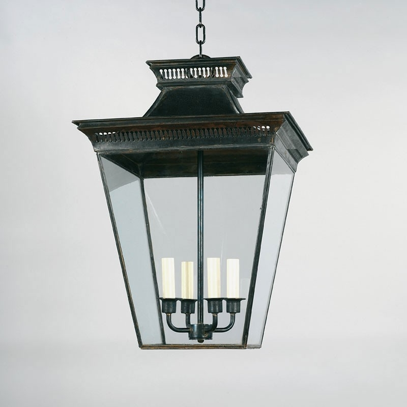 Inspiration about Vaughan – Mottisfont Porch Lantern Cl0130.bz.se – Luxury Lighting On Intended For Vaughan Outdoor Lanterns (#1 of 15)