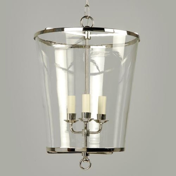 Inspiration about Vaughan – Zurich Lantern Cl0236.ni – Luxury Lighting On Select Pertaining To Vaughan Outdoor Lanterns (#14 of 15)