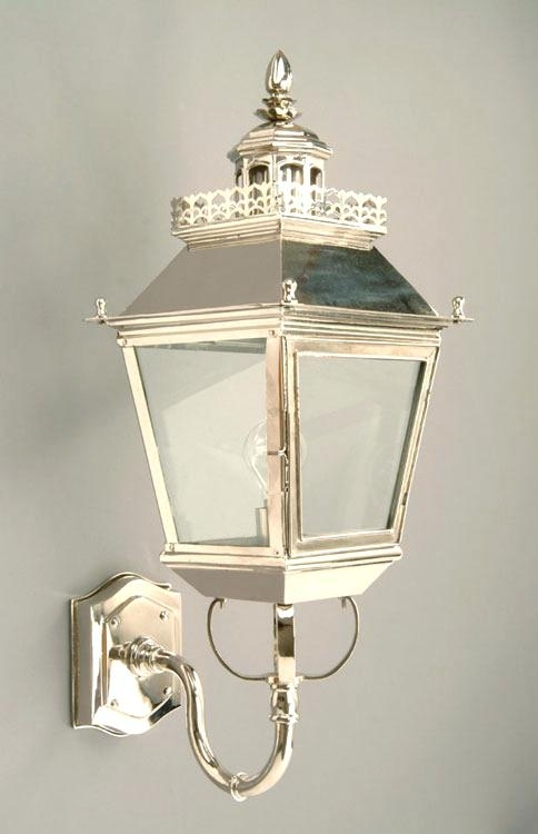 Inspiration about Victorian Outdoor Lighting Chateau Polished Nickel Replica Outdoor For Victorian Outdoor Lanterns (#10 of 15)