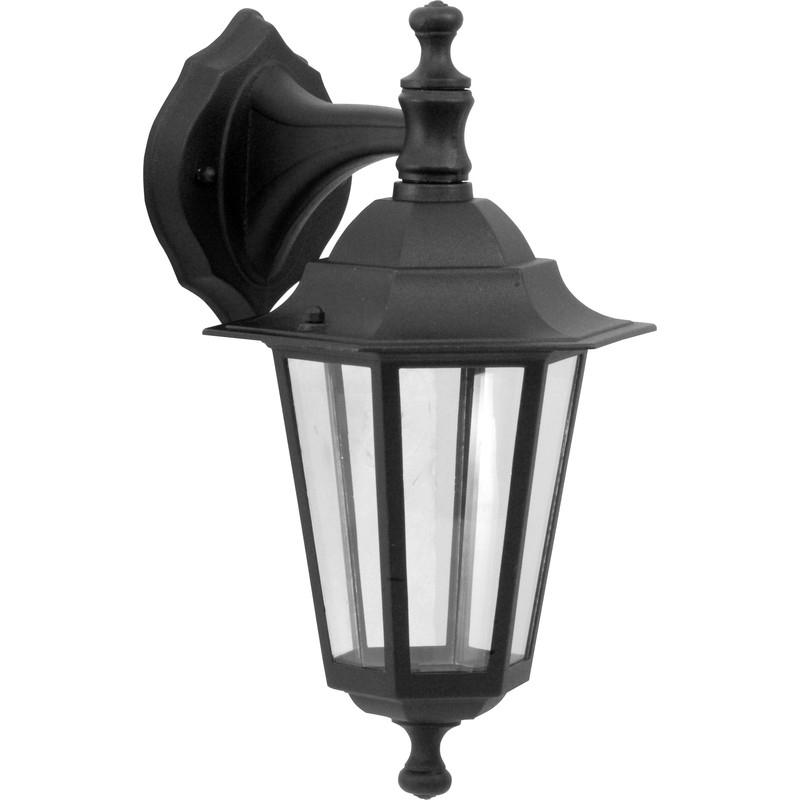 Inspiration about Victorian Style Hanging Lantern Black 60W Es Regarding Victorian Outdoor Lanterns (#9 of 15)