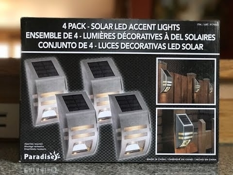 Inspiration about Watch Costco Led Outdoor Lights Best Outdoor Lighting Fixtures With Outdoor Lanterns At Costco (#12 of 15)