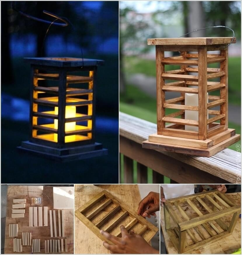 Inspiration about Welcome Spring With These Diy Outdoor Lanterns Inside Diy Outdoor Lanterns (#5 of 15)