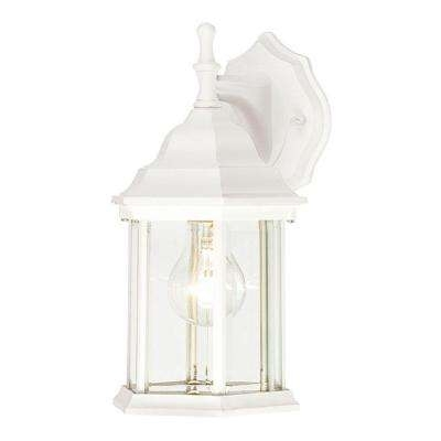 Inspiration about Westinghouse – White – Outdoor Lanterns & Sconces – Outdoor Wall Inside White Outdoor Lanterns (#9 of 15)