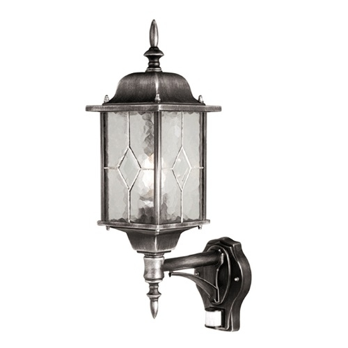 Wexford Outdoor Lantern Wall Light Wx1/p| The Lighting Superstore With Regard To Outdoor Pir Lanterns (#15 of 15)