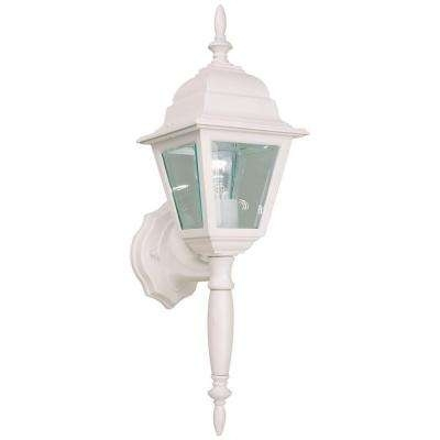 Inspiration about White – Outdoor Lanterns – Outdoor Wall Mounted Lighting – Outdoor Within White Outdoor Lanterns (#5 of 15)
