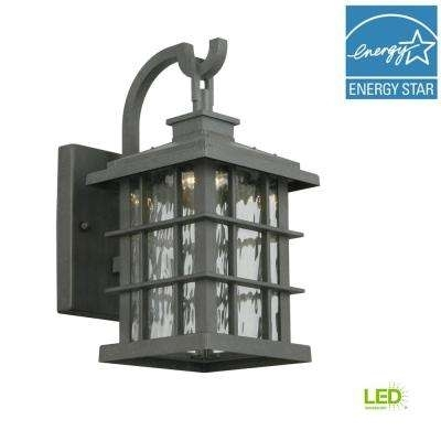 Inspiration about Wrought Iron – Outdoor Lanterns & Sconces – Outdoor Wall Mounted Intended For Outdoor Iron Lanterns (#3 of 15)