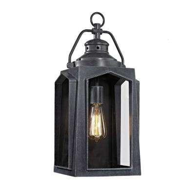 Inspiration about Wrought Iron – Outdoor Lanterns – The Home Depot Regarding Outdoor Iron Lanterns (#2 of 15)