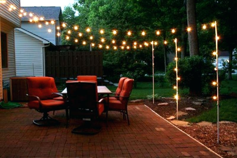 Yard Lighting Solar Lights Outdoor Lighting Installation Toronto Regarding Outdoor Yard Lanterns (#15 of 15)