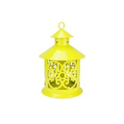 Yellow – Outdoor Lanterns – Outdoor Torches – The Home Depot Inside Yellow Outdoor Lanterns (#13 of 15)