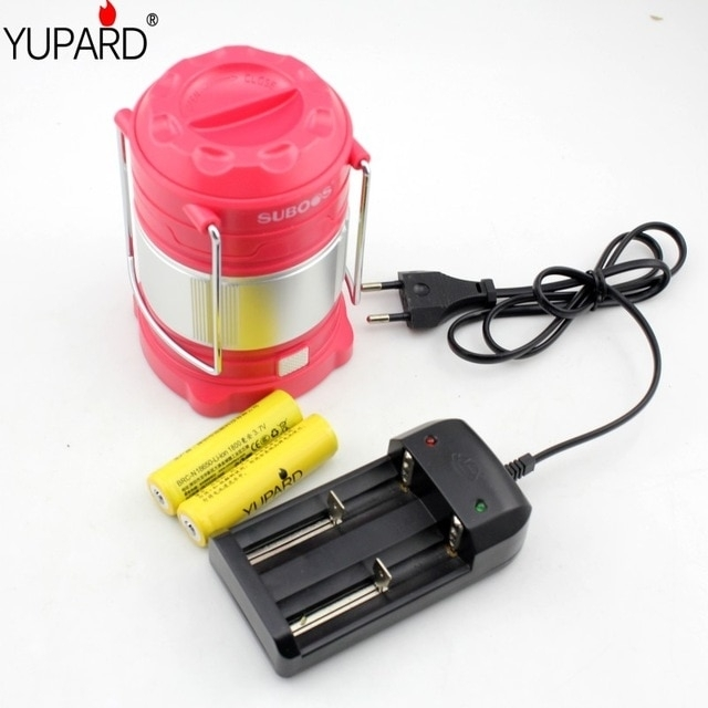 Yupard Usb Rechargeable Lanterns Tent Camping Outdoor Light Smd Led With Outdoor Rechargeable Lanterns (View 8 of 15)
