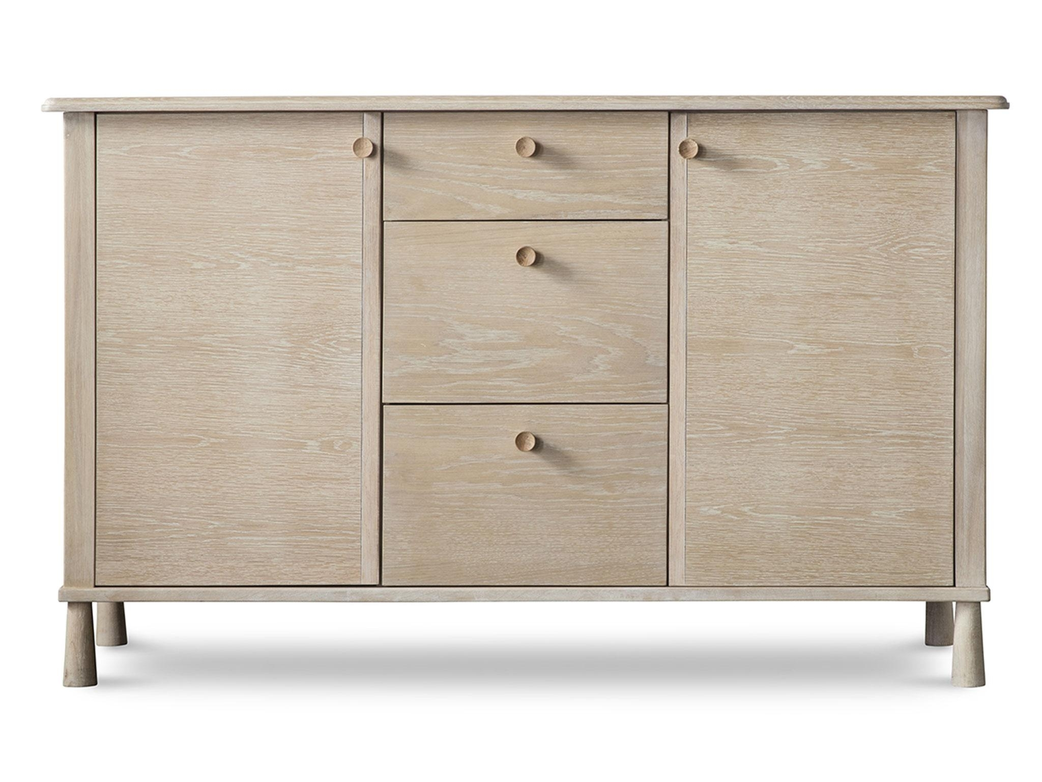 Inspiration about 10 Best Sideboards | The Independent Pertaining To 2017 Oil Pale Finish 4 Door Sideboards (#5 of 20)