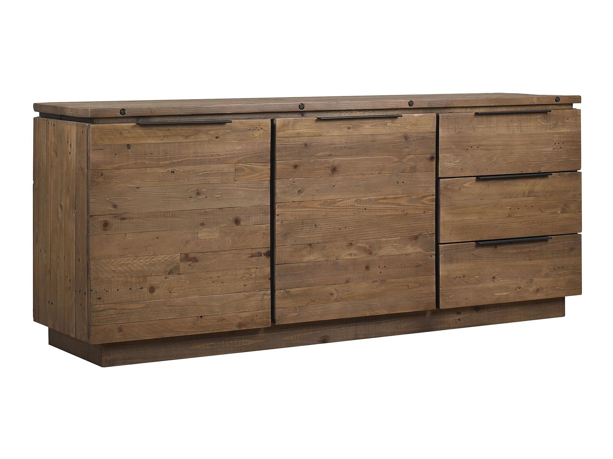 10 Best Sideboards | The Independent Within Recent Dark Smoked Oak With White Marble Top Sideboards (#2 of 20)