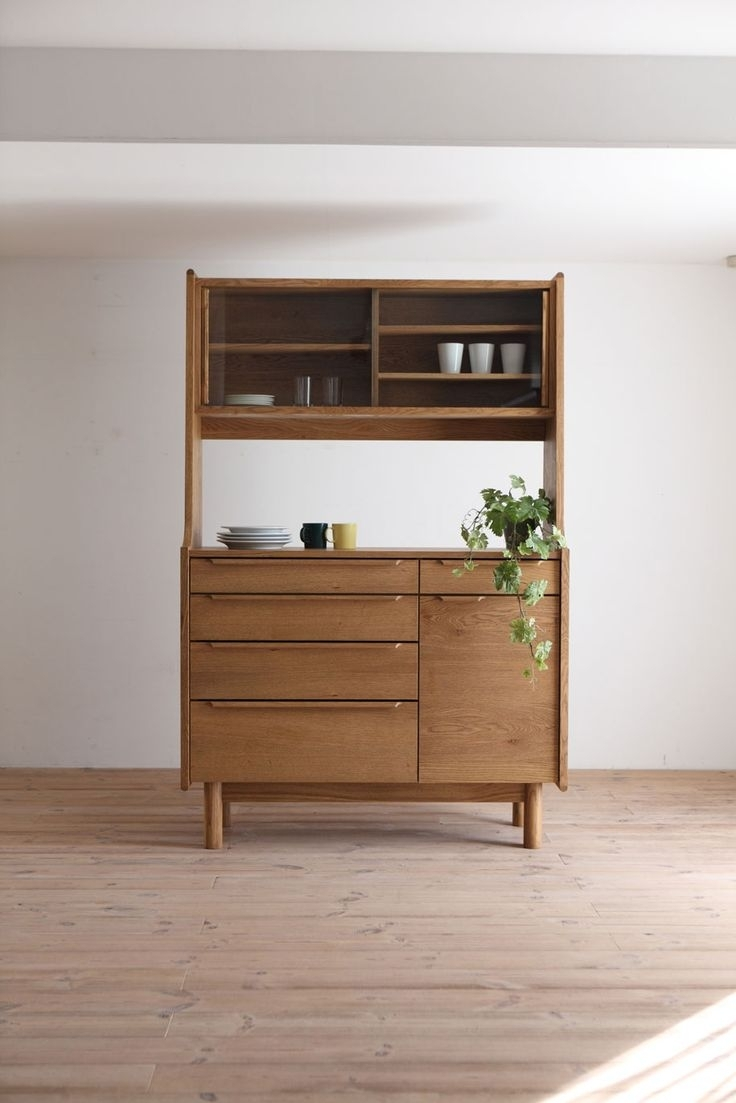 Inspiration about 158 Best My Home :) Images On Pinterest   Bathrooms, Kitchen Ideas With Regard To 2018 Sawan Finish 4 Drawer/4 Door Icebox Sideboards (#3 of 20)