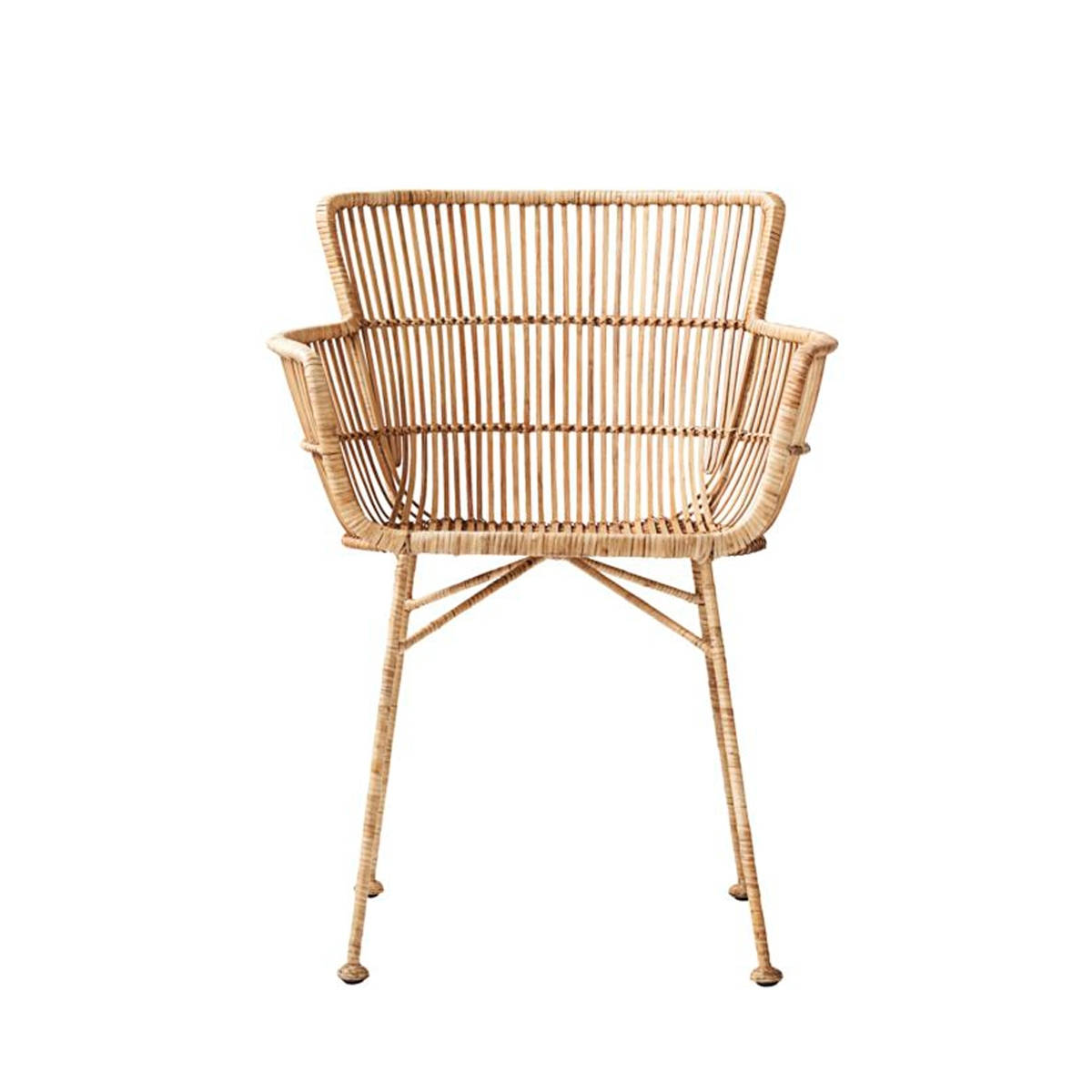 Inspiration about 2018 Natural Rattan Dining Chair (#3 of 20)
