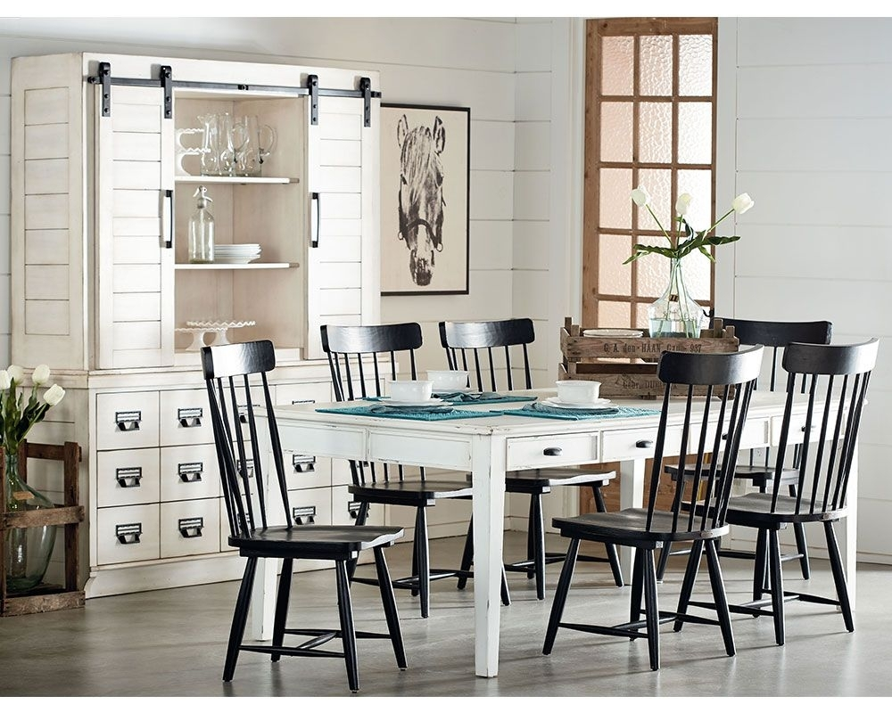 2019 Product Brands Magnolia Home : Gamburgs Furniture Intended For Magnolia Home Revival Jo's White Arm Chairs (#2 of 20)