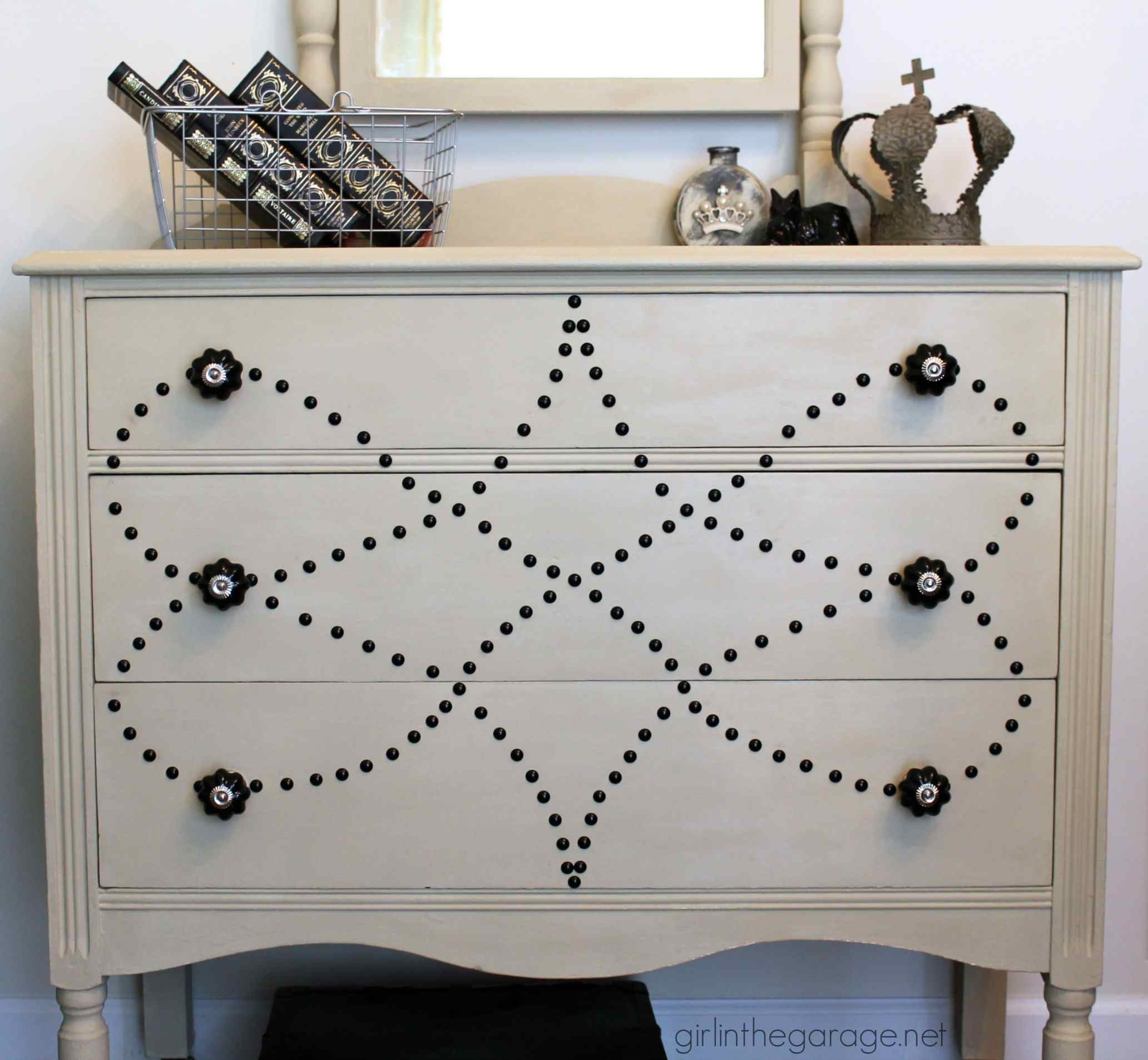 25 Ways To Upcycle Your Dresser Pertaining To Most Popular Jigsaw Refinement Sideboards (#1 of 20)