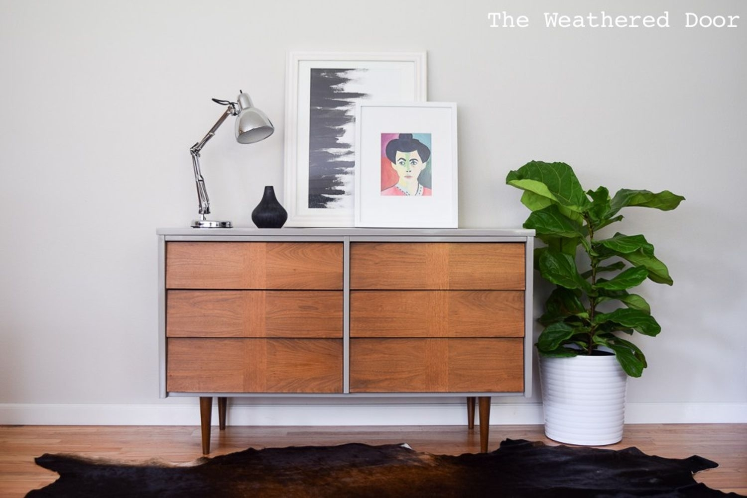 25 Ways To Upcycle Your Dresser Regarding 2017 Jigsaw Refinement Sideboards (#2 of 20)