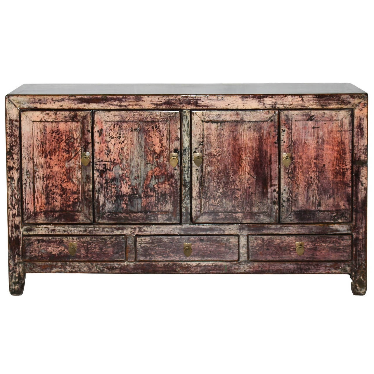 Inspiration about 4 Door Dongbei Buffet At 1Stdibs In Most Current Rani 4 Door Sideboards (#10 of 20)