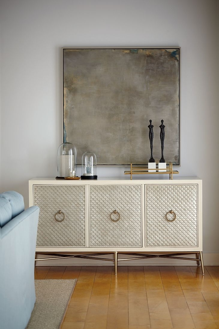 Inspiration about 43 Best Dining Room Images On Pinterest | Buffets, Dining Rooms And Intended For Most Up To Date Geo Capiz Sideboards (#18 of 20)