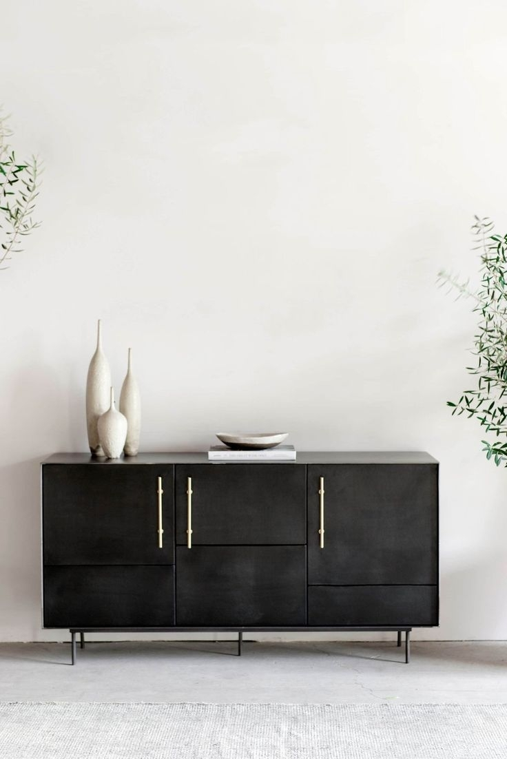 830 Best Living Room Images On Pinterest | Clothes Racks, Furniture Intended For Most Popular Moraga Live Edge 8 Door Sideboards (View 9 of 20)