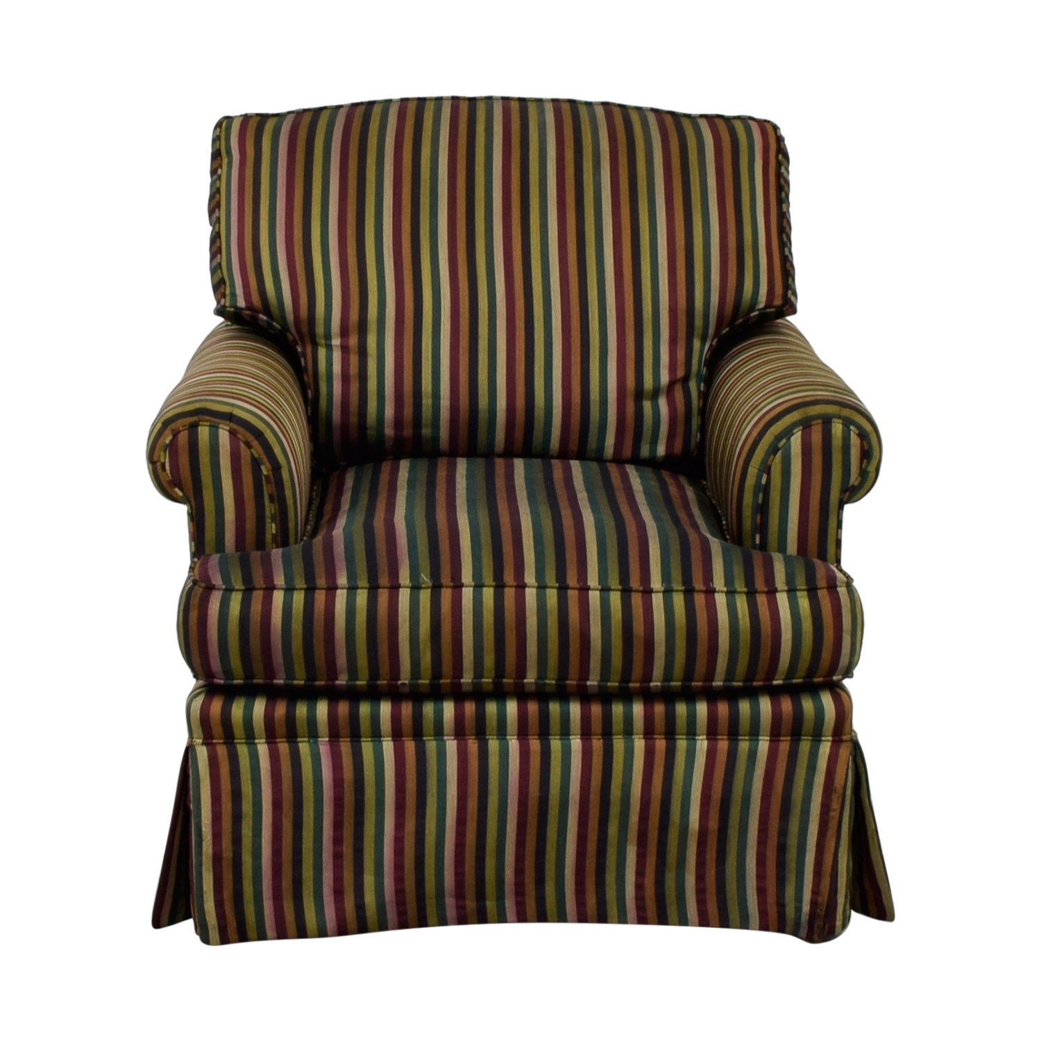 [%90% Off – The Lane Company The Lane Company Pearson Stripe Chair With Regard To Popular Pearson White Slipcovered Side Chairs Pearson White Slipcovered Side Chairs For Fashionable 90% Off – The Lane Company The Lane Company Pearson Stripe Chair Best And Newest Pearson White Slipcovered Side Chairs With 90% Off – The Lane Company The Lane Company Pearson Stripe Chair Latest 90% Off – The Lane Company The Lane Company Pearson Stripe Chair Pertaining To Pearson White Slipcovered Side Chairs%] (View 15 of 20)