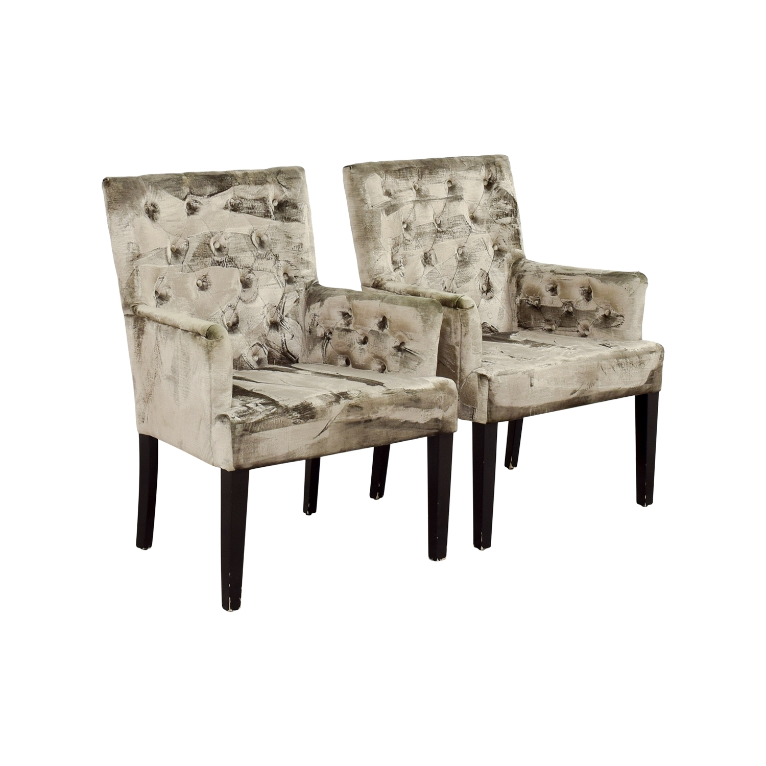 [%90% Off – Z Gallerie Z Gallerie Lola Bella Grey Tufted Arm Chairs In Favorite Lola Side Chairs|Lola Side Chairs Inside Well Liked 90% Off – Z Gallerie Z Gallerie Lola Bella Grey Tufted Arm Chairs|Fashionable Lola Side Chairs In 90% Off – Z Gallerie Z Gallerie Lola Bella Grey Tufted Arm Chairs|Well Known 90% Off – Z Gallerie Z Gallerie Lola Bella Grey Tufted Arm Chairs Pertaining To Lola Side Chairs%] (#20 of 20)