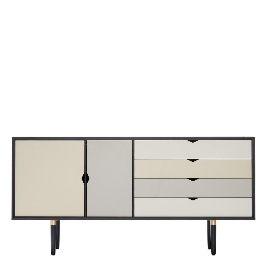 Andersen S6 Sideboardbykato – Designer Furnituresmow Within Most Recently Released Girard 4 Door Sideboards (View 4 of 20)