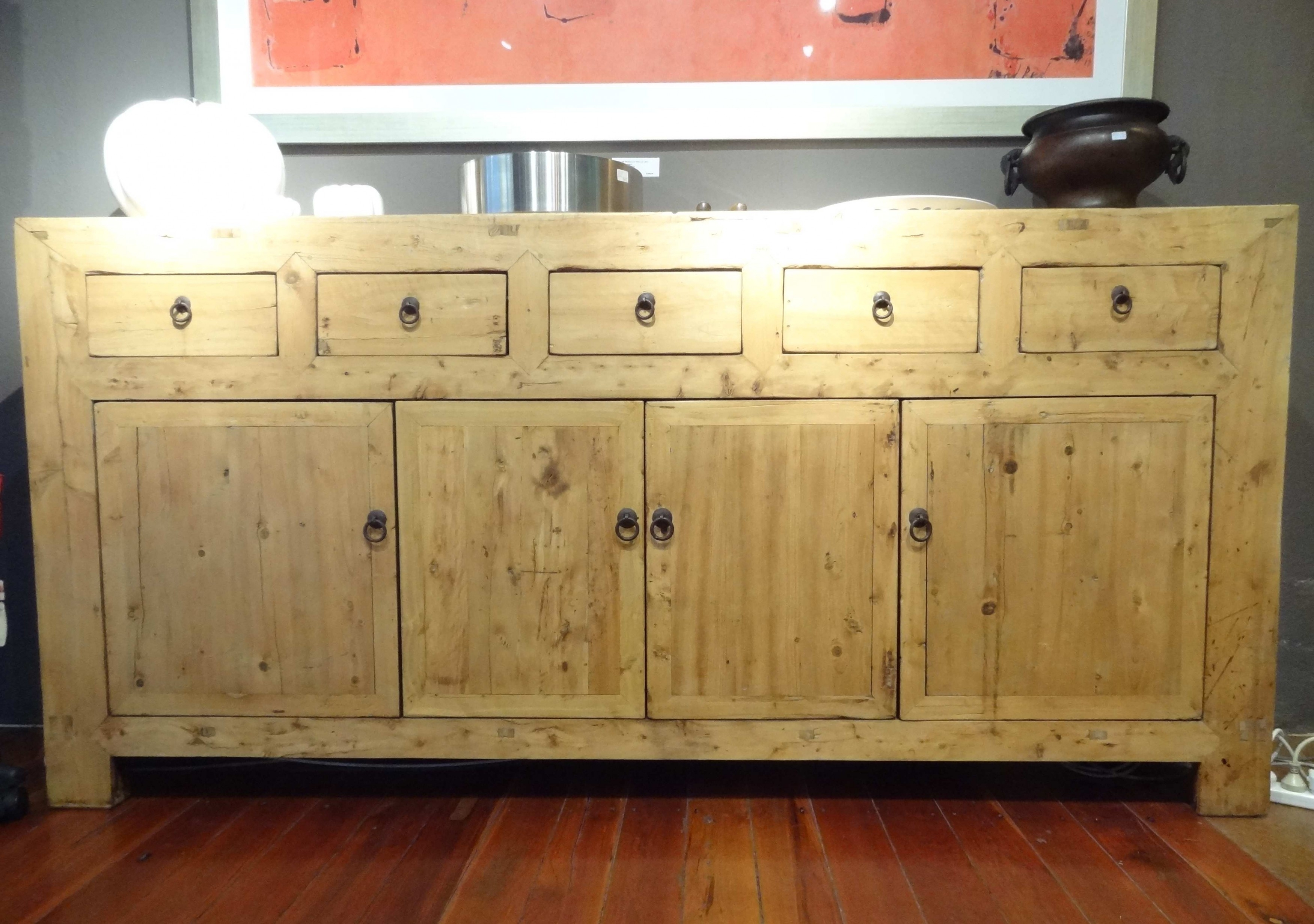 Antique Sideboards | Gallery Categories | Aptos Cruz With Regard To Current Vintage Finish 4 Door Sideboards (View 13 of 20)