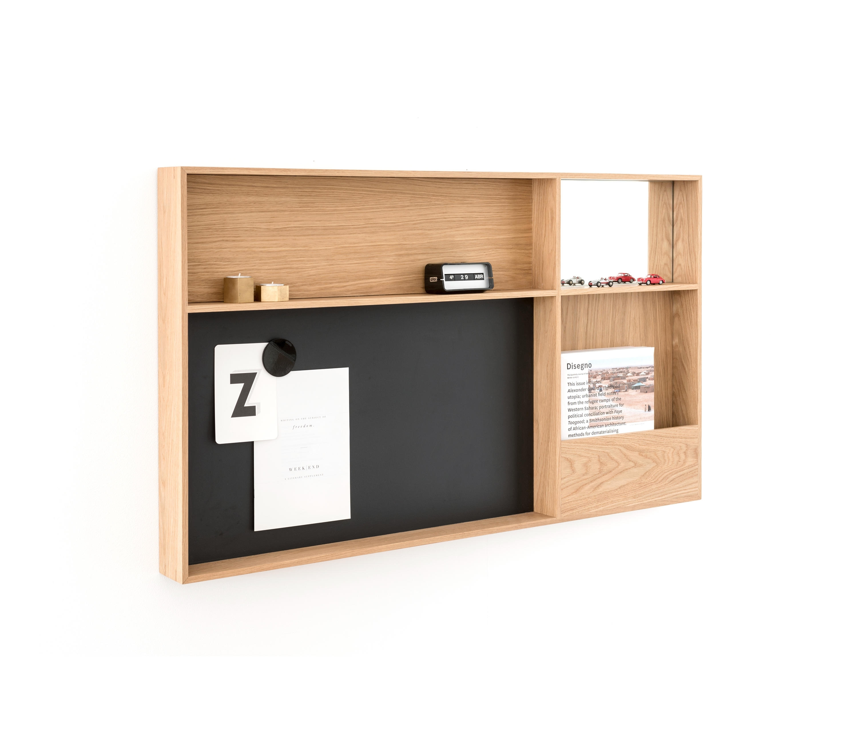 Arca Wallboxes – Shelving From Case Furniture | Architonic Intended For Newest Girard 4 Door Sideboards (#3 of 20)